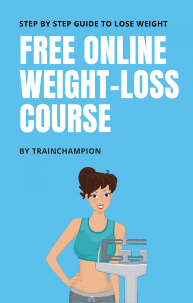 FREE email weight-loss course